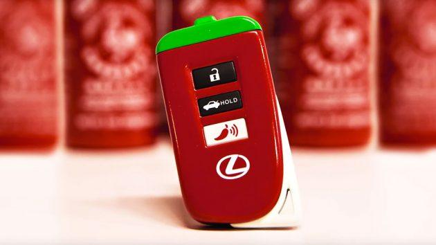 2017 Lexus Sriracha iS Sports Sedan