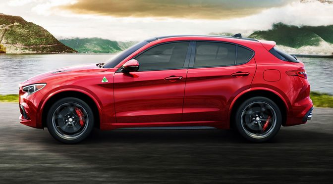 Alfa Romeo Stelvio Quadrifoglio: A Family Mover That Makes 0-60 in 3.6s