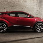 Scion Sport Crossover Concept Lives On As 2018 Toyota C-HR