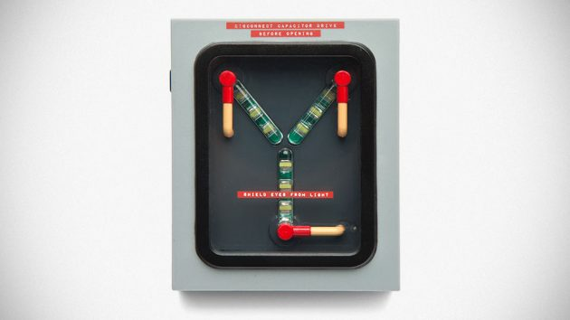 Back to the Future Flux Capacitor Wall Charger