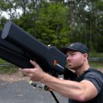 New Anti-drone Gun Can Bring Down A Rogue Drone From 1.2 Miles Away