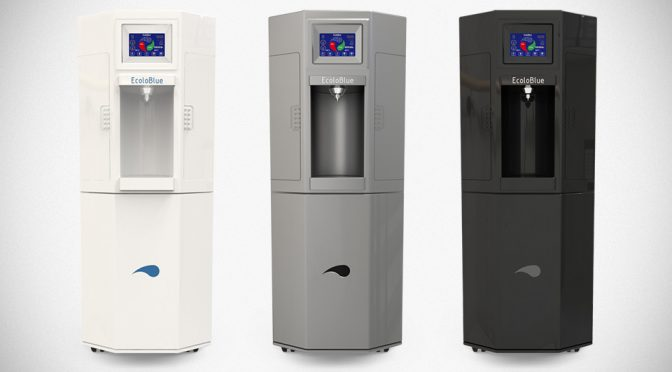 This Amazing Cooler-like Machine Will Turn Air Into Drinking Water