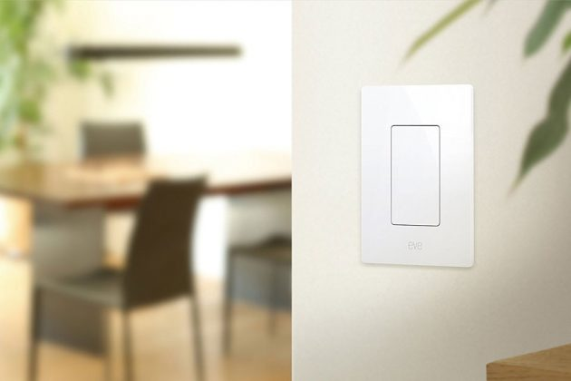 Elgato Eve Apple HomeKit-enabled Light Switch