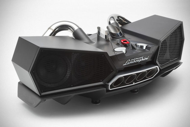 EsaVox Lamborghini Bluetooth Speaker by iXOOST