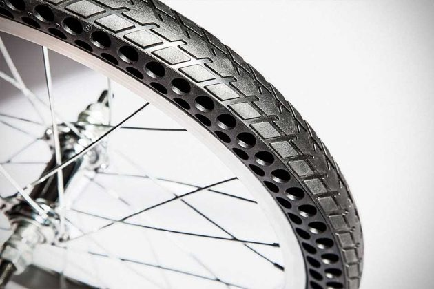 Ever Flat-free Tires for Bicycles