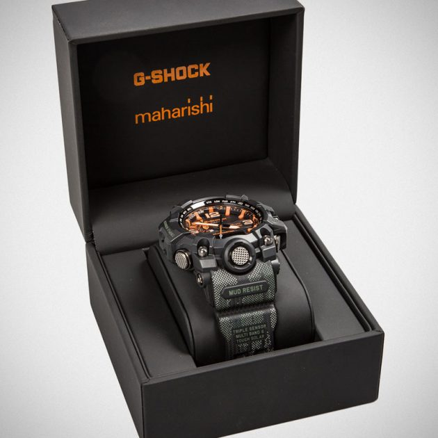 G-SHOCK x Maharishi GDG1000MH-1A British Bonsai Forest