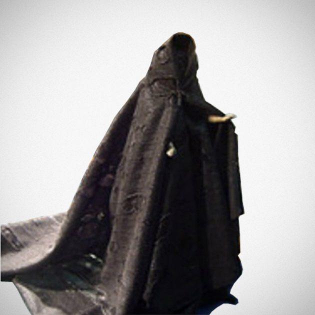 Harry Potter DIY Dementor Tree Topper