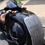 1930 Henderson-inspired Custom Honda Shadow Is Absolutely Fabulous