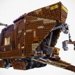 Good News! Amazon Just Dropped LEGO UCS Sandcrawler Priced By 21%