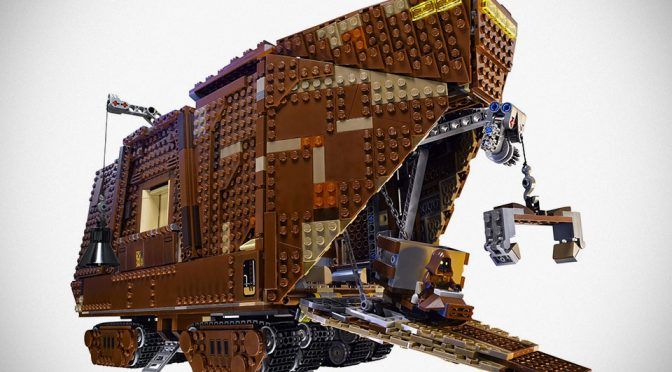 LEGO UCS Star Wars Sandcrawler 75059 Price Dropped