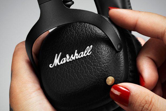 Marshall Headphones Mid Bluetooth Headphones