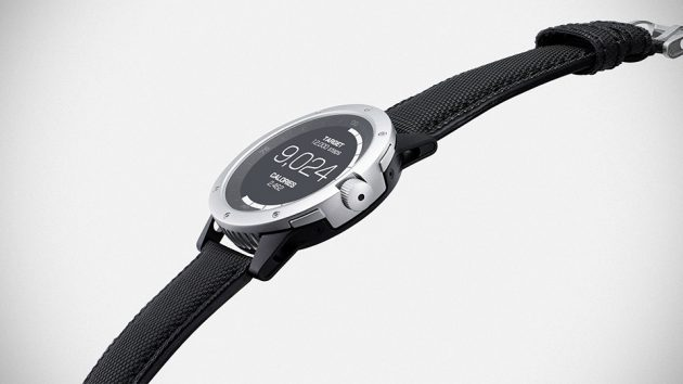 Matrix Powerwatch Body Heat Powered Smartwatch