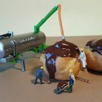 Italian Pastry Chef Brings Desserts To Life With Whimsical Miniature Scenes