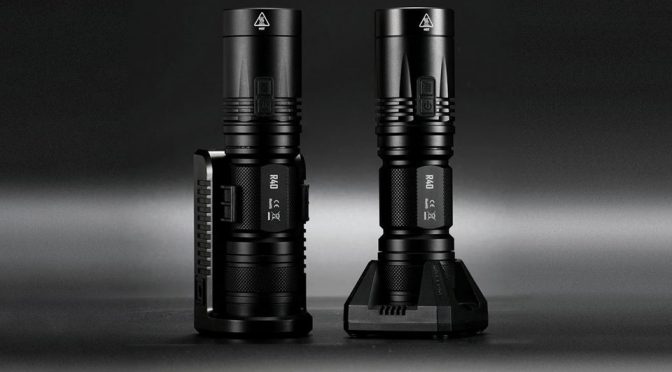 NITECORE R40 Long Range Searchlight