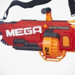 Meet Mastodon, The Biggest Foam Dart-shooting NERF Blaster Ever