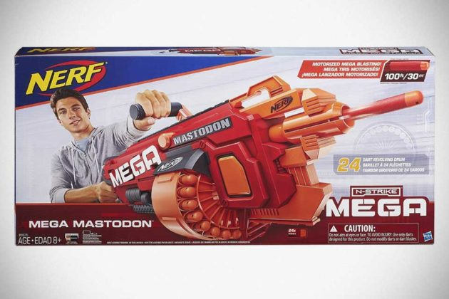 Nerf Mastodon Mega Blaster