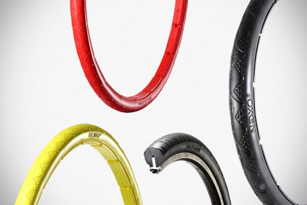 Nexo Flat-free Tires for Bicycles