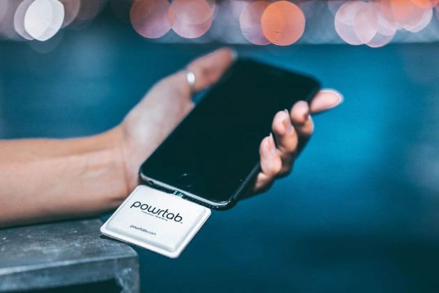 Powrtab Disposable One-time Use Smartphone Battery