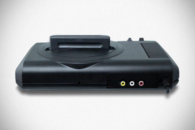 Sega Mega Drive Limited Edition Game Console