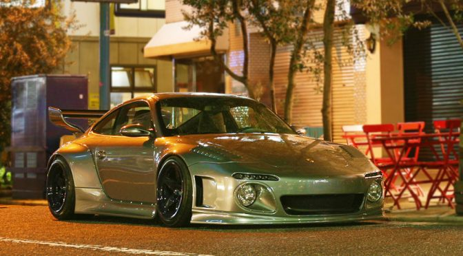 This Full Bodykit Wants To Give Your Porsche The Iconic Slant-Nose Look