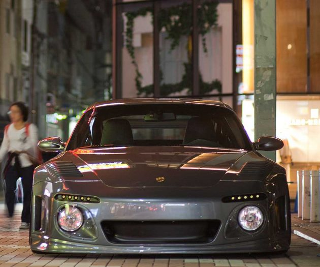 This Full Bodykit Wants To Give Your Porsche The Iconic