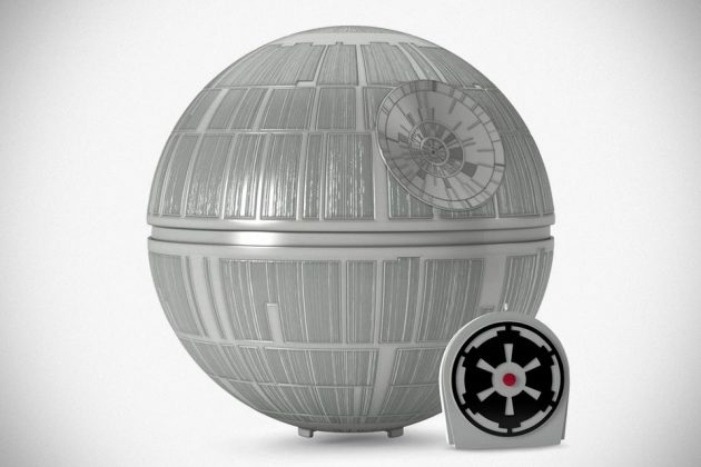 Star Wars™ Death Star Tree Topper With Lights