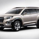 Subaru Goes Big With New VIZIV-7 SUV Concept For North America Markets