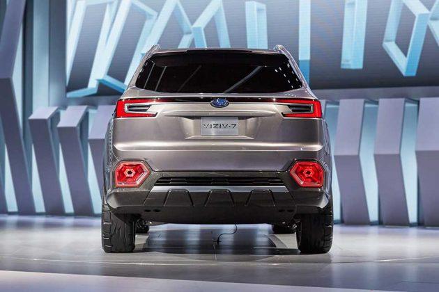 Subaru VIZIV-7 SUV Concept Debuts at 2016 LA Auto Show