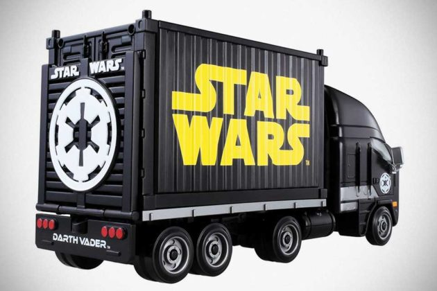 Tomica Star Wars Star Cars Darth Vader Car Carrier