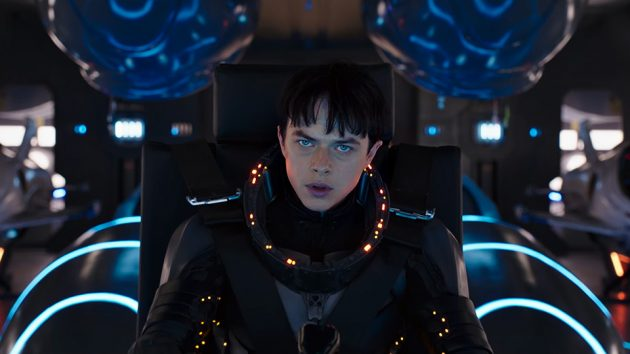 Valerian and the City of a Thousand Planets Trailer