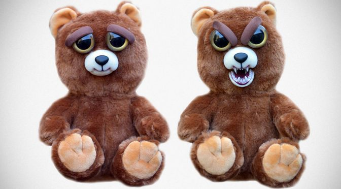William Mark Feisty Pets Plush Toys