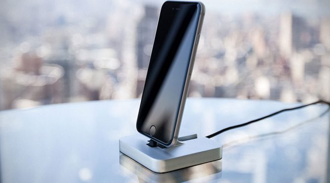 Wiplabs' New Dock Has A Special Cable Head That Sticks When You Need It To