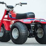 Trust Me, You Will Want This Pristine 80s Honda ATC 70 Three-Wheeler