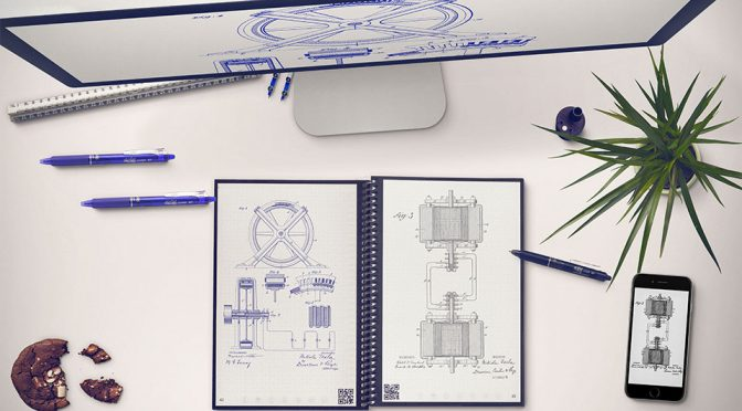 Everlast Reusable Notebook by Rocketbook