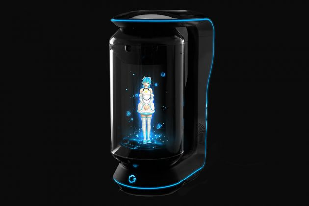 Gatebox Virtual Home Robot