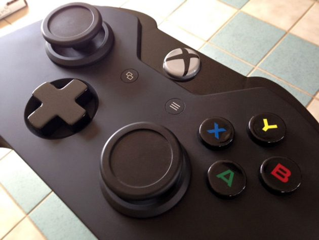 Handmade Xbox One Game Controller Coffee Table