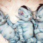 Life-like Silicone Avatar's Na'vi Babies: Creepy, Cute, Or Both?