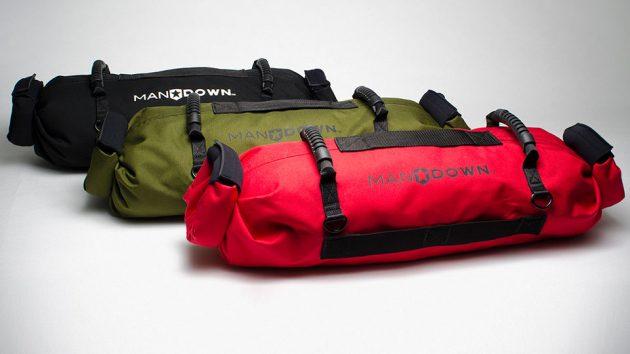 Man Bag Fitness Sandbag by Man Down