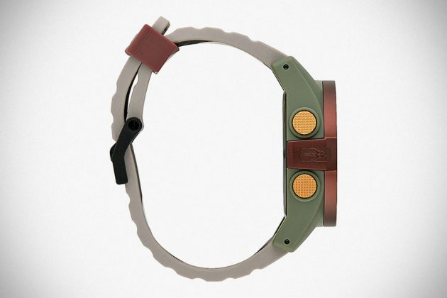 Nixon The Unit Boba Fett Limited Reissue Watch