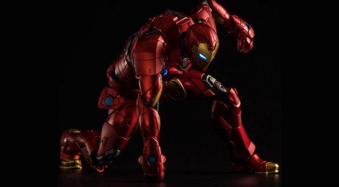 <em>Iron Man</em> Shape-changing Armor Won't Change Shape But No Less Awesome