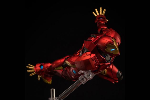 Re:Edit Iron Man #08: Shape Changing Armor