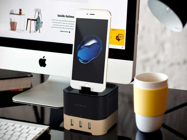 Satechi USB Smart Charging Stand