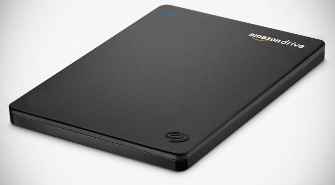 Seagate's New Duet 1TB Hard Drive Syncs Automatically To Amazon Cloud
