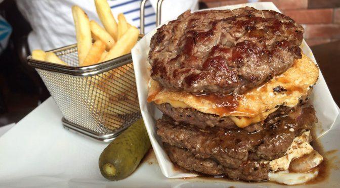 Shake Tree Burger & Bar Wild Out Meat Burger