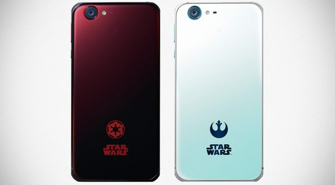 Only In Japan, You Will Get To Buy <em>Star Wars</em>-themed Android Phones