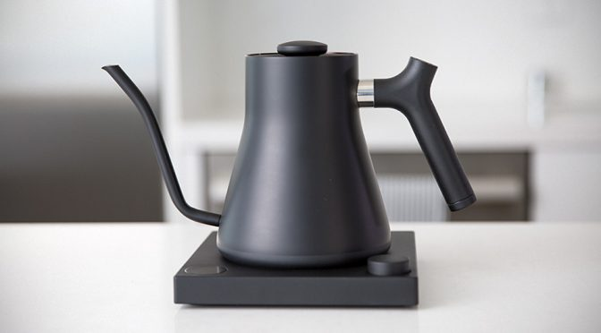 If You Want A Perfect Joe, Then You Will Want This High-tech Kettle