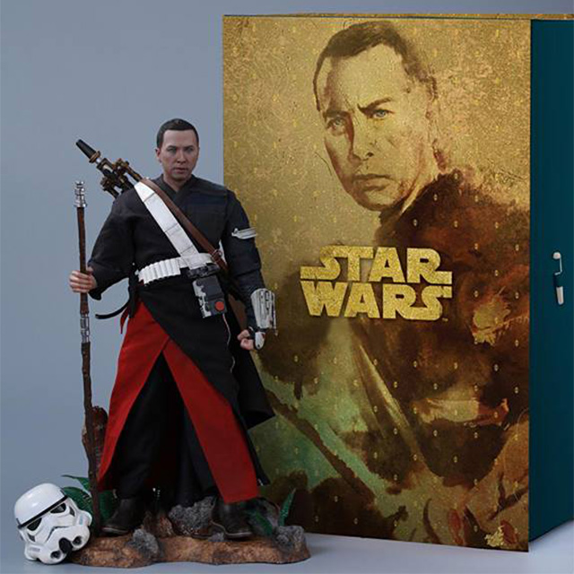 Star Wars Rogue One Chirrut Îmwe 1/6th Figure