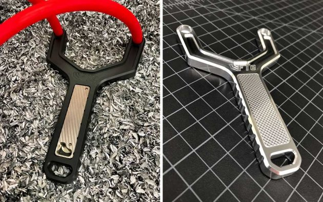 TUKKSHOT EDC Slingshot by Full Throttle Engineering