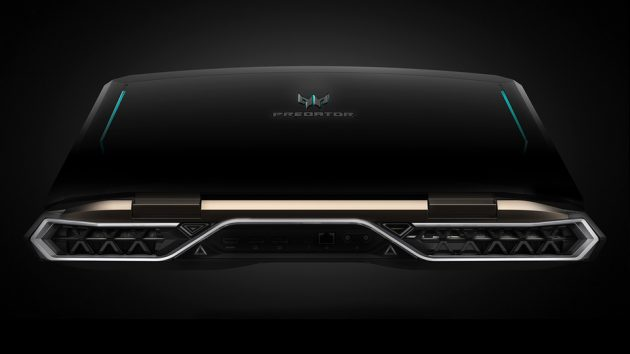 Acer Predator 21 X 21-inch Curved Display Laptop Priced