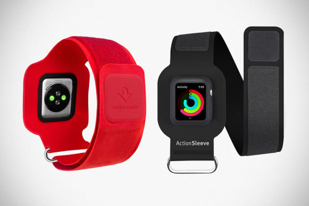 ActionSleeve Armband for Apple Watch by Twelve South